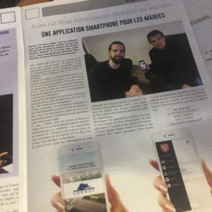 Magazine l'Hebdi, rubrique économie, Mai 2017